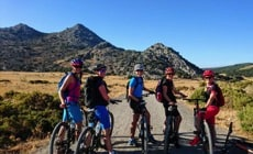 Mountain Biking in Grazalema NP