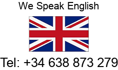 Call us, we speak english