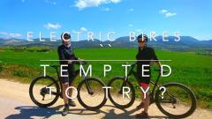 Embedded thumbnail for Electric bikes video