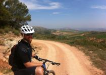 Ronda to El Chorro by bike