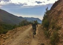 MTB route to Costa del Sol