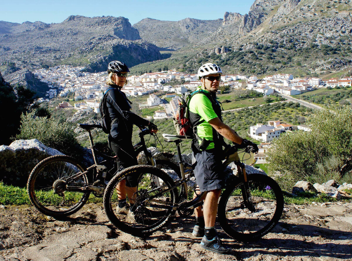 Mountain Bike Rides- Guided