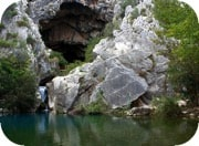 pileta cave and jimera bike tour