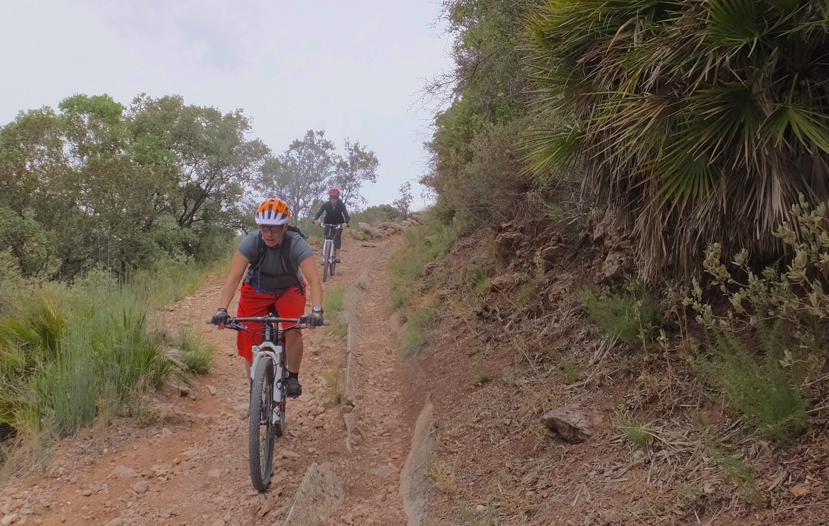 Mountain biking and single track holidays in Spain