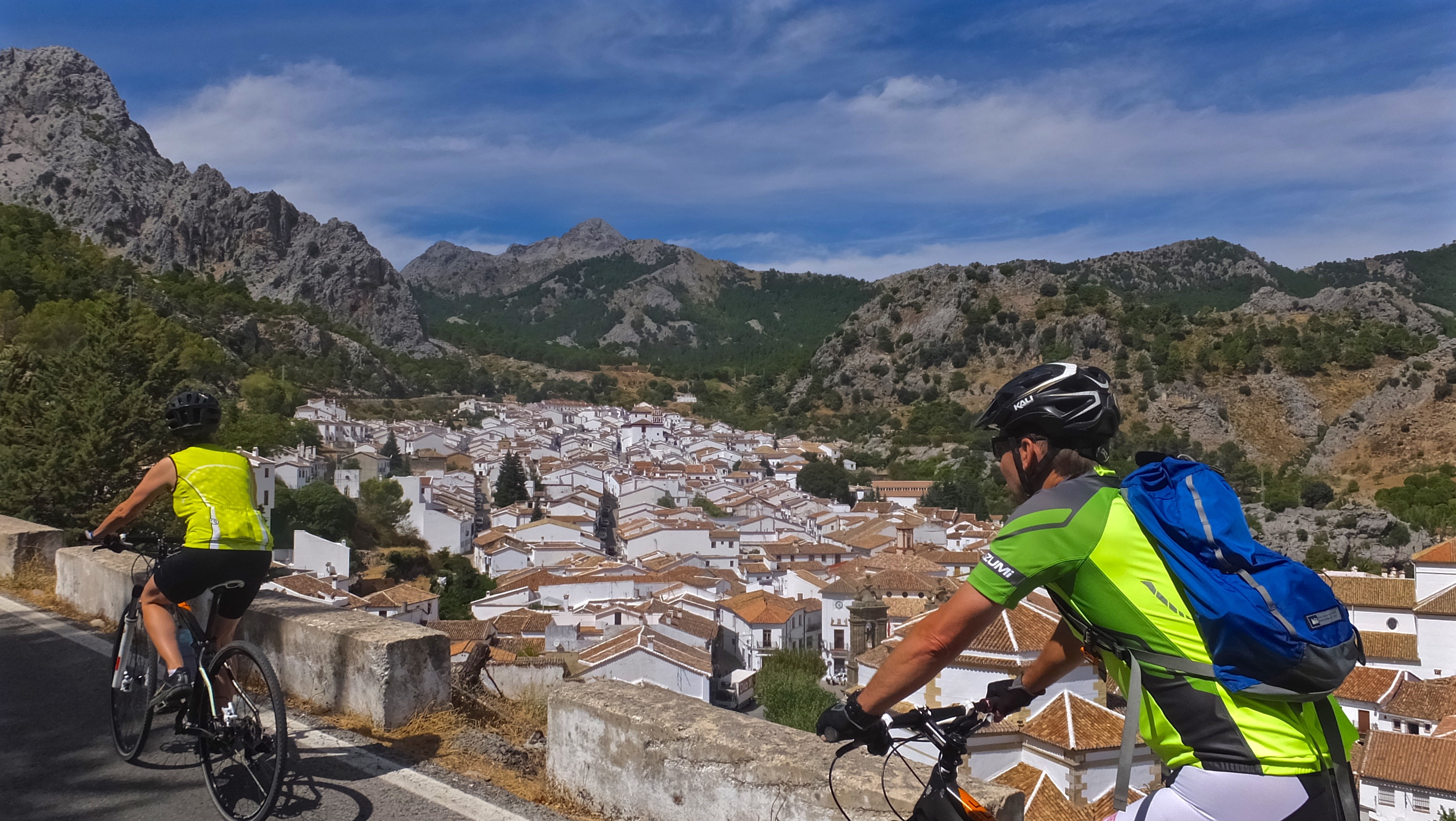 Grazalema by Bike